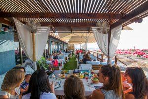 אירוע בחוף הים- וילה מארה